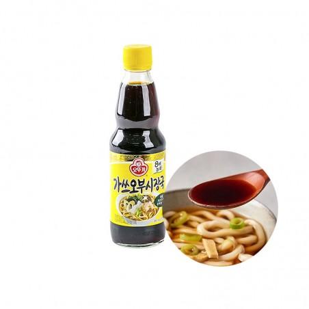 OTTOGI OTTOGI OTTOGI Katsuo Nudelsuppe Sauce 360ml 1
