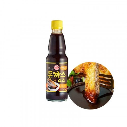 OTTOGI OTTOGI OTTOGI Tonkatsu Sauce für Schnitzel nach japanischer Art 415g 1