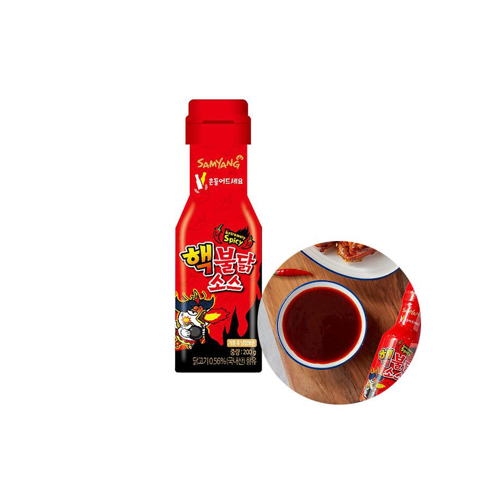 SAMYANG  SAMYANG (핵)Extrem Hot Chicken Sauce 200g 1