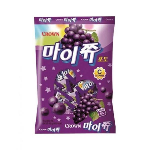CROWN CROWN CROWN My Chew Pouch Grape 92g 1