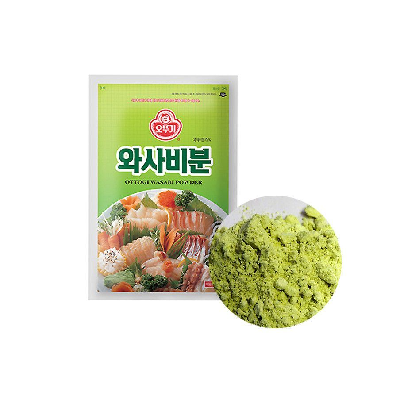 OTTOGI OTTOGI OTTOGI Wasabi Powder 200g 1