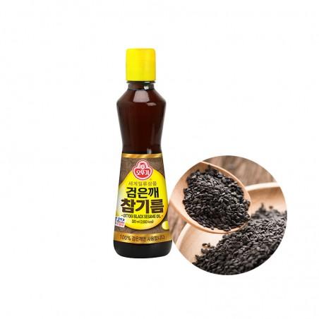 OTTOGI OTTOGI OTTOGI Sesamöl aus schwarzen Sesam 320ml 1