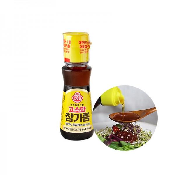 OTTOGI OTTOGI OTTOGI Sesame Oil 80ml 1