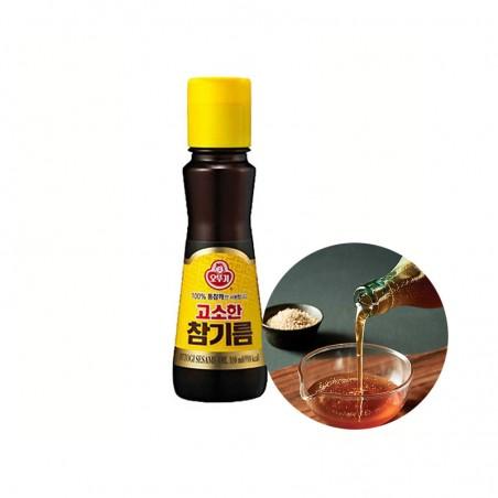 OTTOGI OTTOGI OTTOGI Sesame Oil 160ml 1