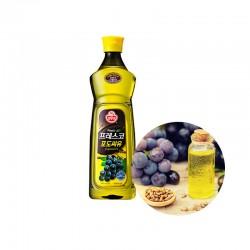 OTTOGI OTTOGI OTTOGI grape seed oil 900ml 1