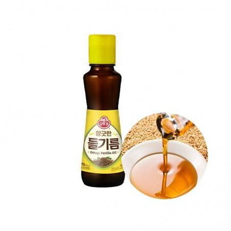 OTTOGI OTTOGI OTTOGI Sesame oil from field sesame 320ml 1