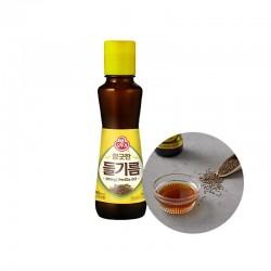 OTTOGI OTTOGI OTTOGI Sesame oil from field sesame (perilla oil)160ml(BBD : 02/11/2021) 1