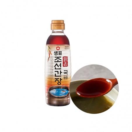SEMPIO SEMPIO SEMPIO Soy Sauce Gluten Free 500ml 1