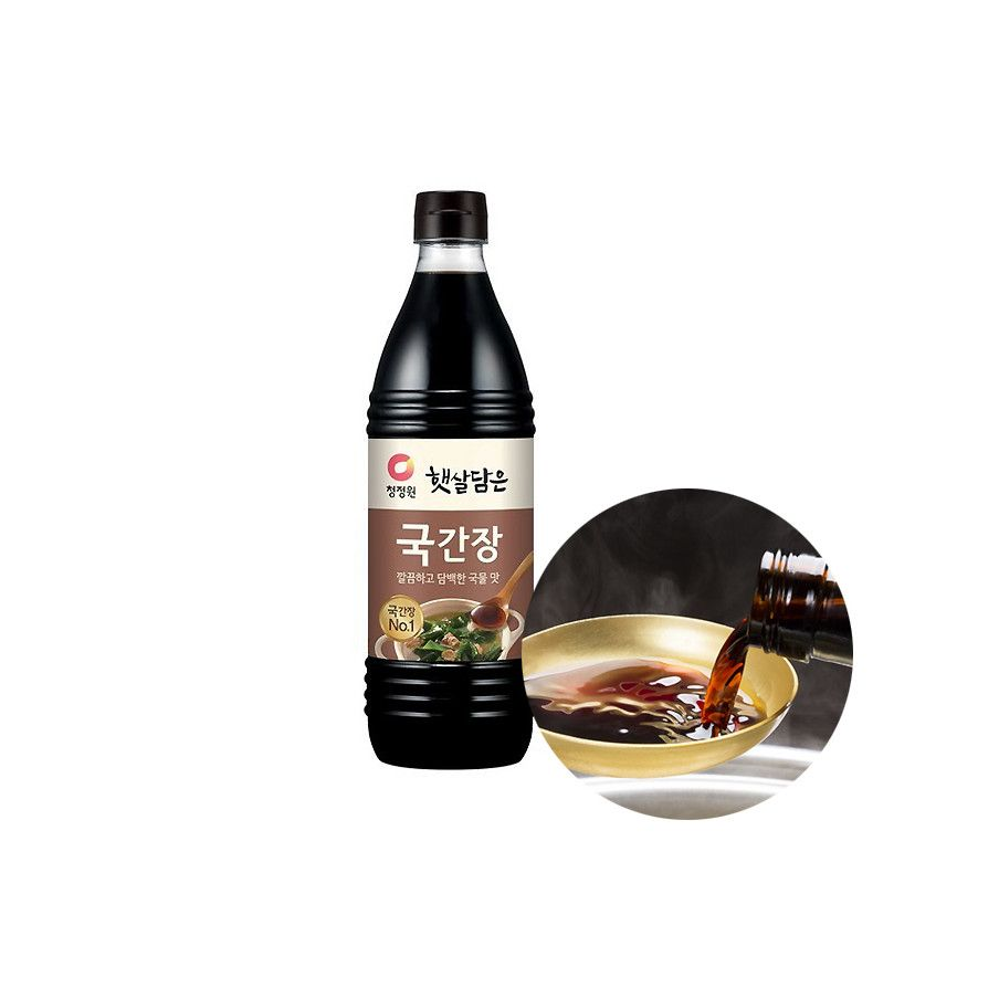CHUNGJUNGONE CHUNGJUNGONE Sojasauce für Suppe 840ml 1