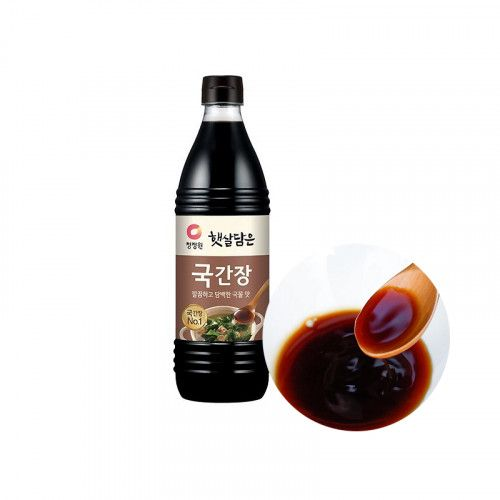 CHUNGJUNGONE CHUNGJUNGONE Soy Sauce for Soup 500ml 1