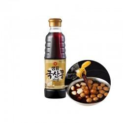 SEMPIO SEMPIO SEMPIO soy sauce, naturally brewed from Korean soybeans 500ml 1