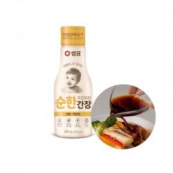 SEMPIO SEMPIO SEMPIO Mild Soy Sauce for Kid, stir fry 200ml 1