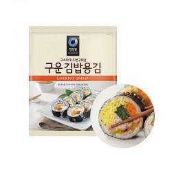CHUNGJUNGONE CJW Roasted Seaweed For Sushi 10 Sheets 20g 1