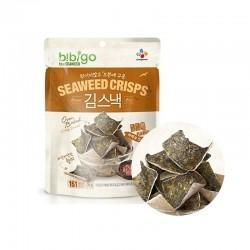 CJ BIBIGO CJ BIBIGO CJ BIBIGO Seaweed Crisps with BBQ 20g 1