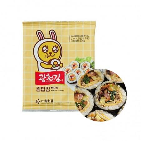 KWANGCHEON KWANGCHEON KWANGCHEON Kakao friends, Sushi (Nori) 10 Blätter 20g 1