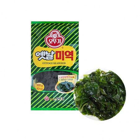 OTTOGI OTTOGI  Seaweed, dried, long (wakame) 100g 1