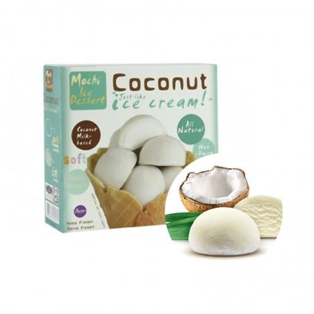 SAMLIP  (TK) Eis Mochi Coconut 156g 1