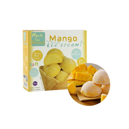 SAMLIP  (FR) Eis Mochi Mango 156g 1