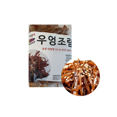 HANSUNG HANSUNG (냉동) 국산 한성 우엉조림 1kg 1