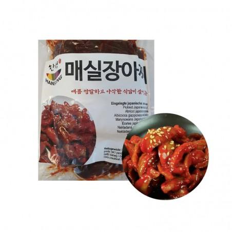 HANSUNG HANSUNG (냉동) 국산 한성 매실장아찌 1kg 1