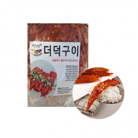 HANSUNG HANSUNG (냉동) 국산 한성 더덕구이 1kg 1