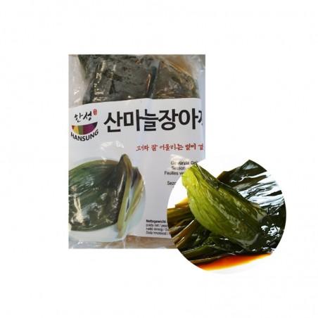 HANSUNG HANSUNG (RF)(K-FOOD) Gewürzte Grüne Blätter 1kg 1