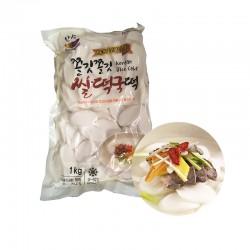 HANSUNG HANSUNG (냉장) 한성 떡국떡 1kg 1