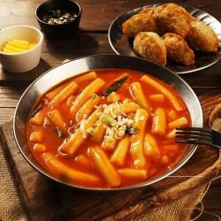 HANSUNG HANSUNG (RF) HANSUNG Rice Cake Ddukboki Dduk 500g 1