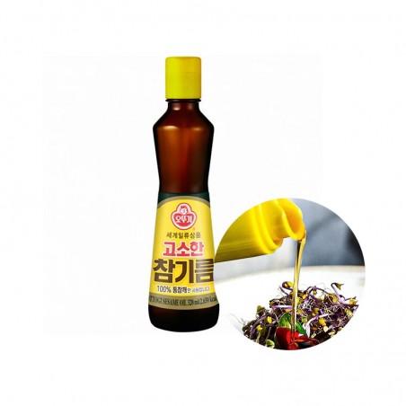 OTTOGI OTTOGI OTTOGI Sesame Oil 320ml 1