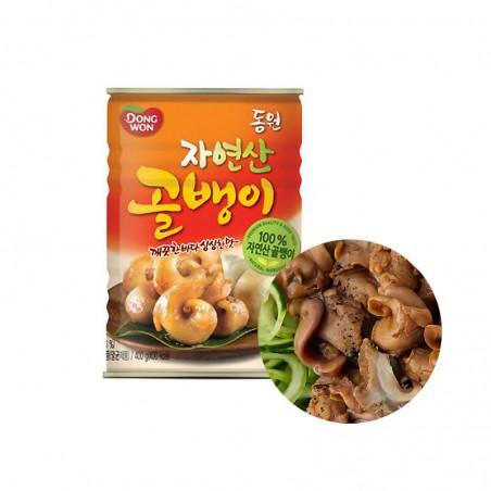 Dongwon DONGWON DONGWON Bladder Moon Snail Meat 400g 1