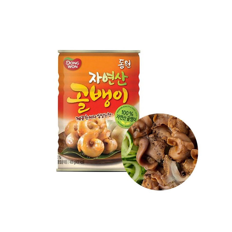 Dongwon DONGWON DONGWON Wellhornschnecken Fleisch 400g 1