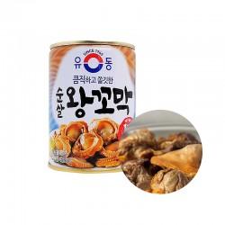 Dongwon  YUDONG Muschelfleisch in Dosen 280g 1