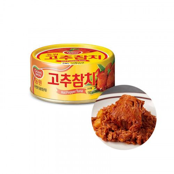 Dongwon DONGWON DONGWON Thunfisch in Dose scharf 100g 1