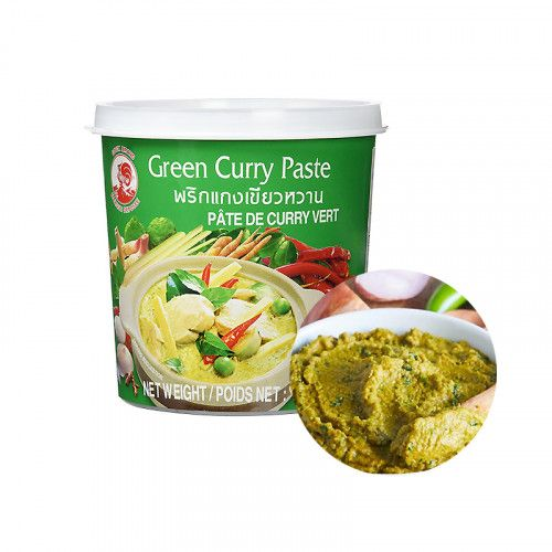 COCK COCK COCK Green Curry Paste 1kg 1