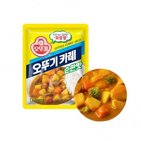 OTTOGI OTTOGI 오뚜기 카레가루 순한맛 1kg 1