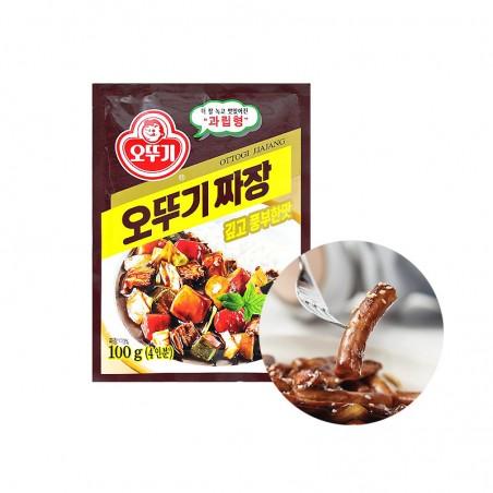 OTTOGI OTTOGI OTTOGI Pulver für schwarze Bohnensauce Jjajang 100g 1