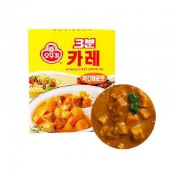 OTTOGI OTTOGI OTTOGI 3-Minuten Curry medium 200g 1