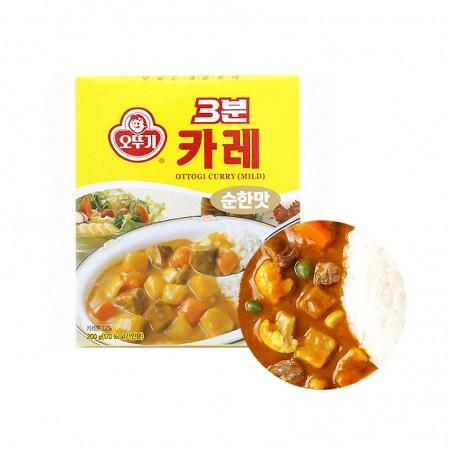 OTTOGI OTTOGI OTTOGI 3 Minuten Curry mild 200g 1