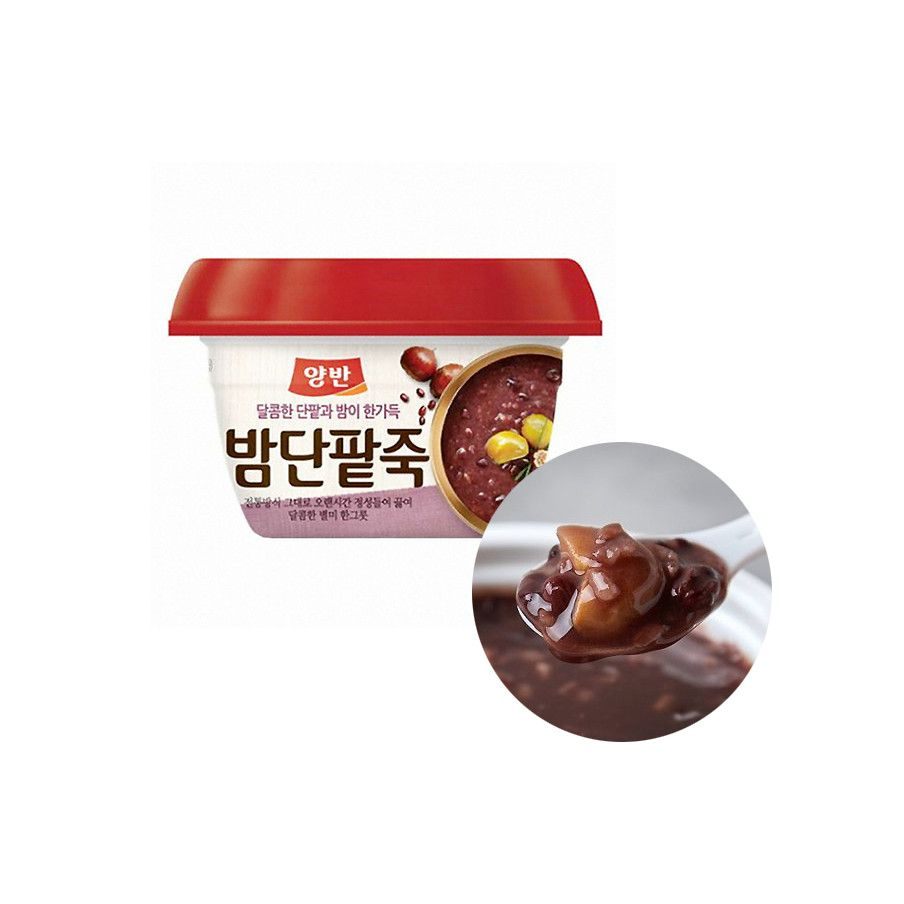 Dongwon DONGWON DONGWON Porridge with Red Bean & Sweet Chestnut 285g 1