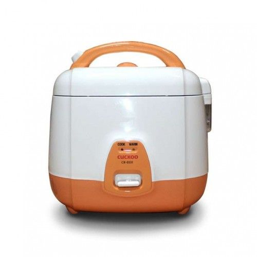 CUCKOO CUCKOO CUCKOO Rice Cooker CR-0331 for 1-3 Persons 0.54L 1