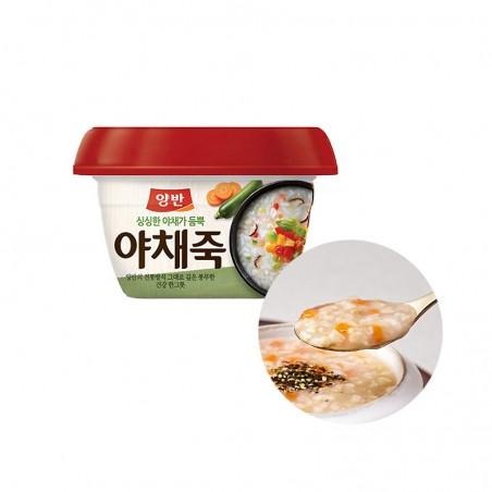Dongwon DONGWON 동원 양반 야채죽 287.5g 1