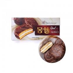 LOTTE LOTTE Moncher Cream Cake (32g x 6)(MHD : 17/01/2022) 1