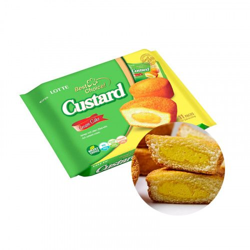 LOTTE LOTTE Lotte Custard Cake 253g (23g x11) 1
