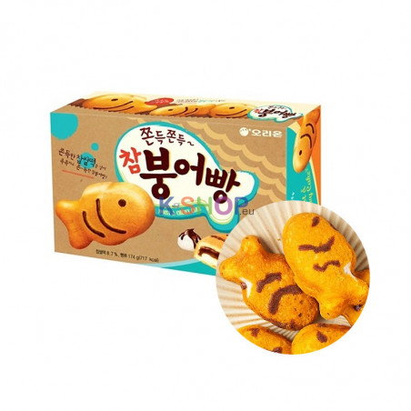 ORION ORION SNack Orion Fish Shaped Pie 174g(BBD : 17/09/2021) 1