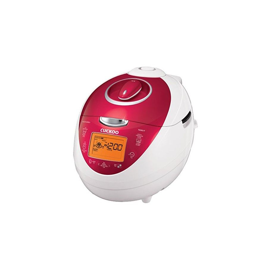 CUCKOO CUCKOO CUCKOO Induction Rice Cooker CRPN0681 for 6 portions 1.08L 1