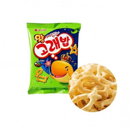 ORION ORION 오리온 왕고래밥 56g 1