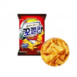 LOTTE LOTTE LOTTE Mais Chips Süß & Scharf 72g 1