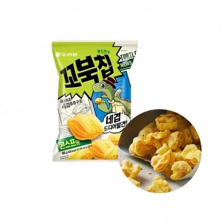 ORION ORION ORION Kkobuk Chip. corn 80g 1