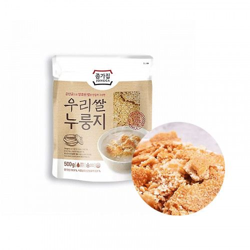 OTTOGI JONGGA 종가집 우리쌀 누룽지 500g 1