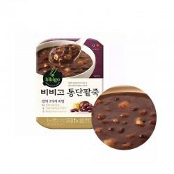 Dongwon CJ BIBIGO CJ BIBIGO Reisbrei mit roten Bohnen 280g(MHD: 01/12/2021) 1